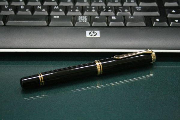 ペリカン スーベレーンM800 黒