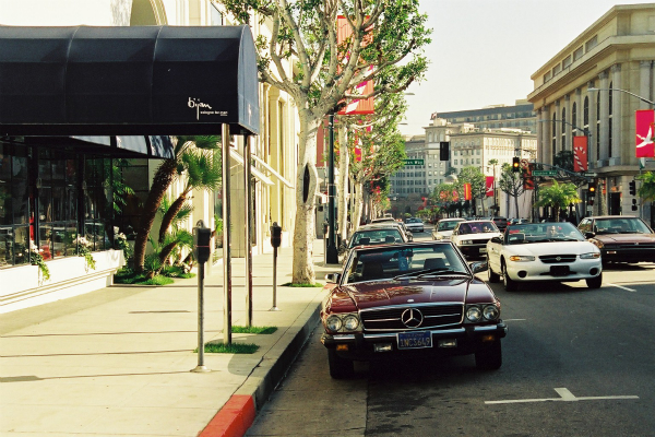 RodeoDrive & Hollywood