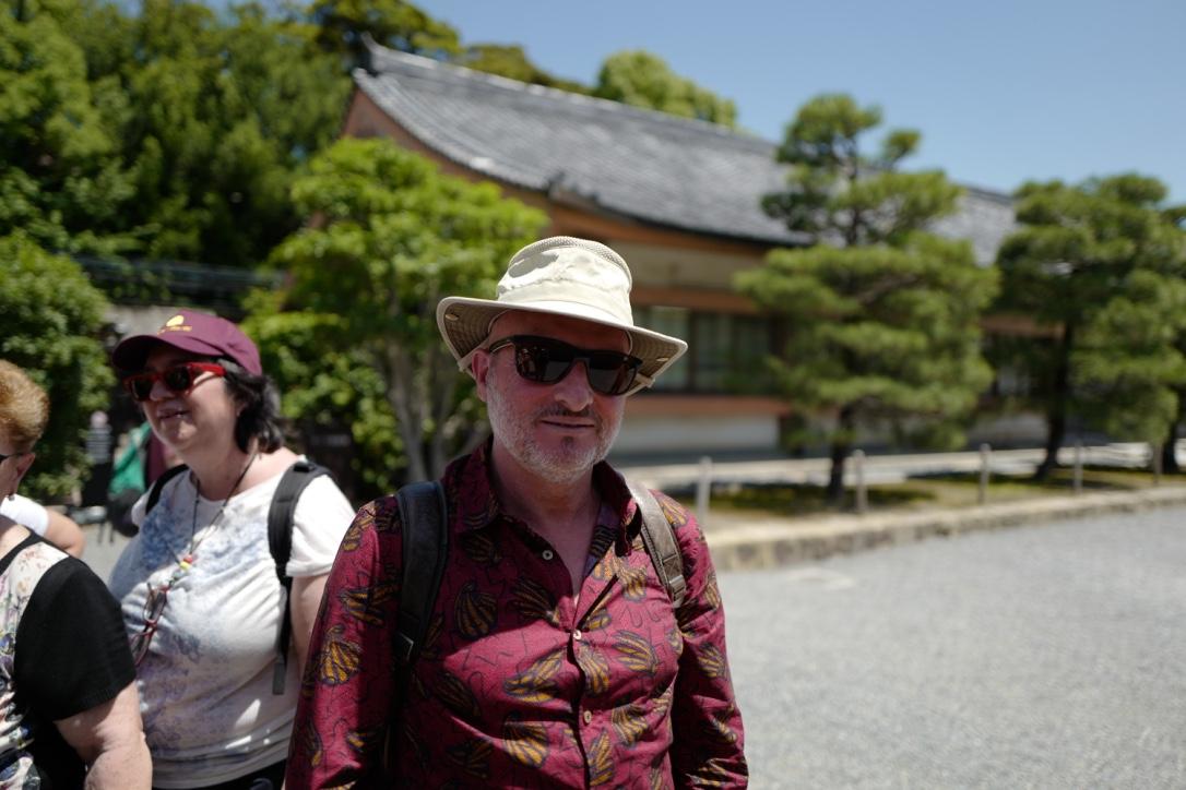 今宮神社・大徳寺・二条城
